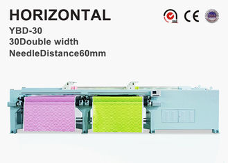 7KW Horizontal Quilting Embroidery Machine 800-1000/RPM Sewing Speed
