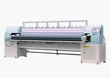 China Embroidery Automatic Quilting Machine Computer Control Easy Head Selection supplier