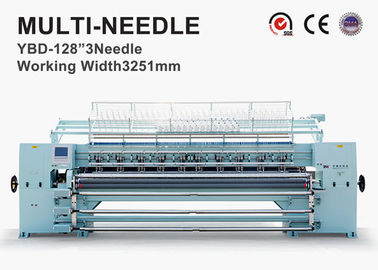 China 3251mm Working Width Computerized Quilting Machine 360 Degree Random Quilting supplier