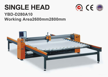 Single Head Industrial Quilting Machines Computerized Easy Operation