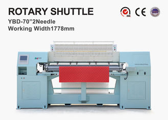 70 Inch Rotary Shuttle Computerized Quilting Machine Multi Needle With Low Noise