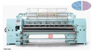 Easy Editing Computerized Multi Needle Quilting Machine 305mm X Area