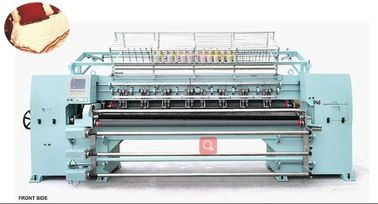 Cross Stitch Computerized Multi Needle Quilting Machine 360 Degree Freely Quilt