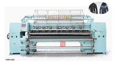 Automatic Industrial Computerized Sewing Machines , Multi Needle Quilt Making Machine