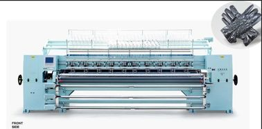 Multi Needle Computerized Quilting Machines , Blanket Making Machine High Precision
