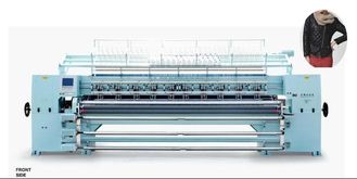 360 Degree Free Quilting High Speed Quilting Machine Easy Loading Fabric