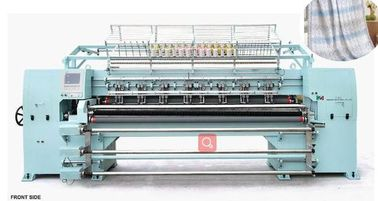 94 Inch Duvet Making Machine , Chain Stitch Quilting Machine 305 Mm X Area