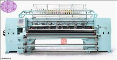 CNC Control System Mattress Quilting Machine 94 Inch For Thin Materials