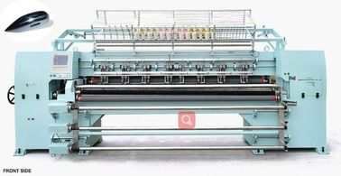 4.5kw High Rigidity Automatic Quilting Machines Low Thread Break Rate