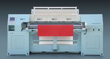 Full Shuttle Industrial Quilting Machines Computerized 1mm-12.7mm Adjustable Stitches
