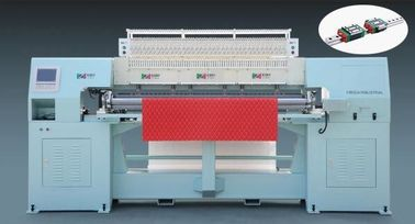 2 Needle Computerized Automatic Quilting Machines For Bed Covers 5.5kw Power