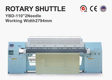 Effective Computerized Rotary Shuttle Quilting Machine For Decoration Articles