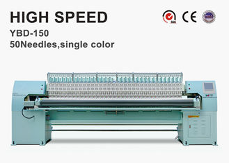 5.5kw Single Color Computerized Quilting And Embroidery Machine For Home Textile