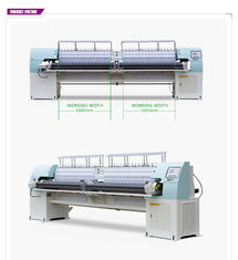 900 RPM High Speed Computerized Sewing Quilting Embroidery Machine With Low Noise