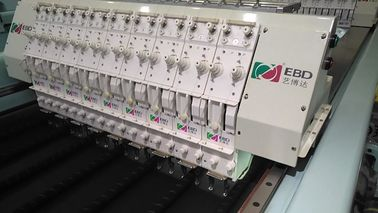 7KW Computerized Quilting And Embroidery Machine With Large Rotary Hook