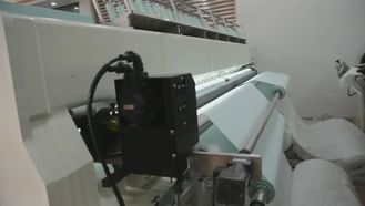 High Speed Single Roll Computerized Quilting And Embroidery Machine With 66 Needles