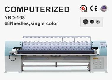 CAD Drawing Garment Manufacturing Machines , Computer Quilting Machine 5 Kw Power