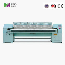 66 Needles Single Color Quilting Emboridery Machine With Auto Stopping Function