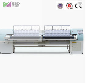 China Energy Saving Industrialized Computerized Quilting Embroidery Machine Needle Type 9#~16# supplier