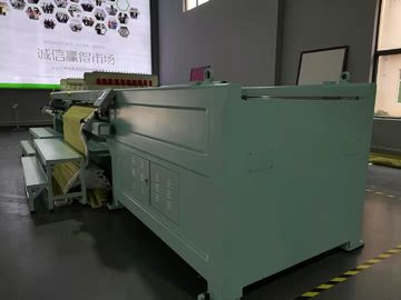 Dual Width Horizontal Quilting And Embroidery Machine Speed 700R.P.M~900R.P.M