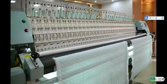 YBD168 low-pitched computerized embroidery machine for mattresses and fabrics