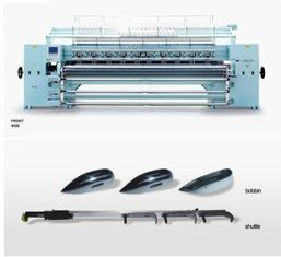 High Speed Computerized Quilting Machines / Quilt Making Equipment