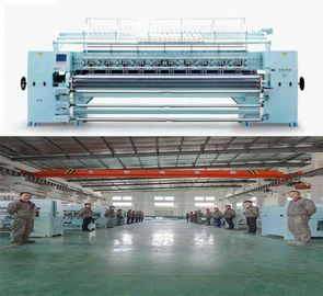 China 5.2kw Multi Needle Quilting Machines In Decorations Luggage And Garment supplier