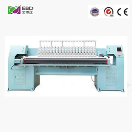 High Speed 4 Colors Quilting Embroidery Machine Working Width 2850mm