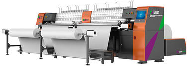 Double Rolls Computerized Quilting And Embroidery Machine With Changeable Arbitrary Head